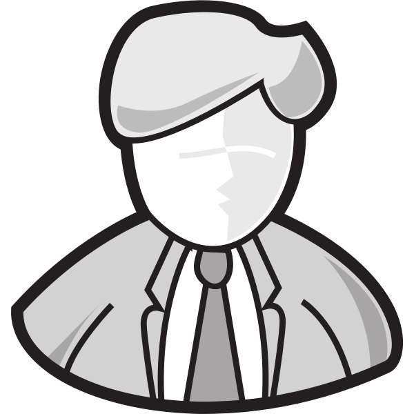 Man's avatar image