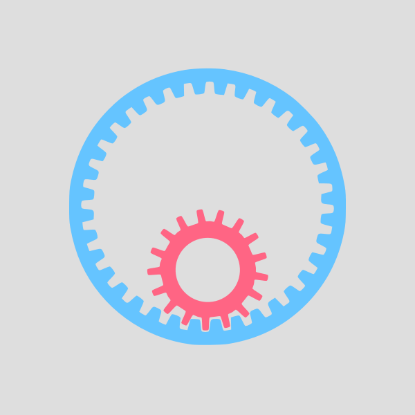 Gear animation