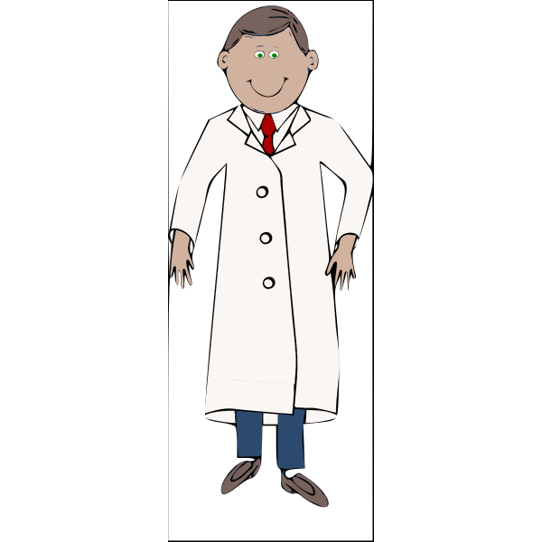 scientist vector image free svg scientist vector image free svg