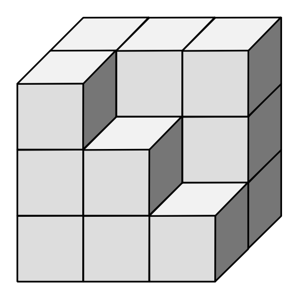 Gray dices