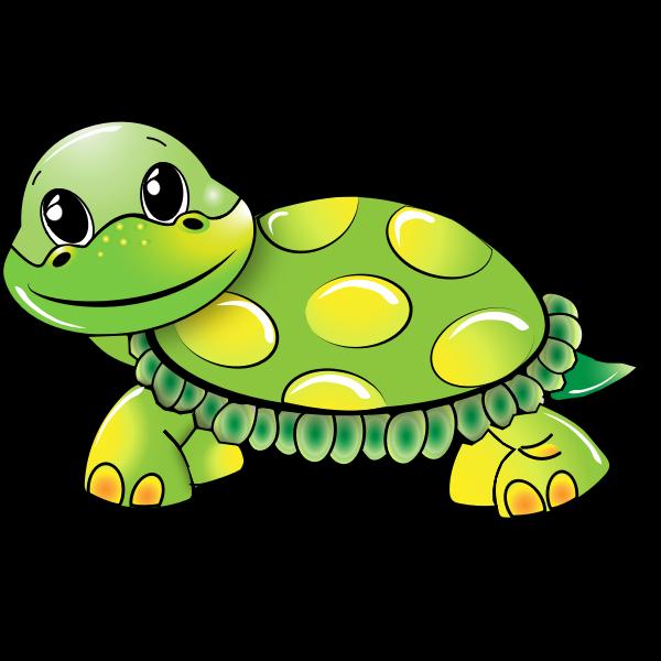 Cartoon turtle image