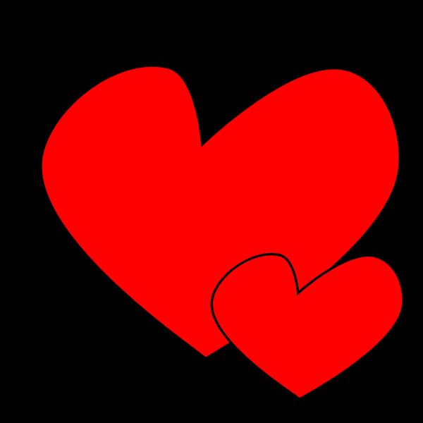 Double heart-1632136999