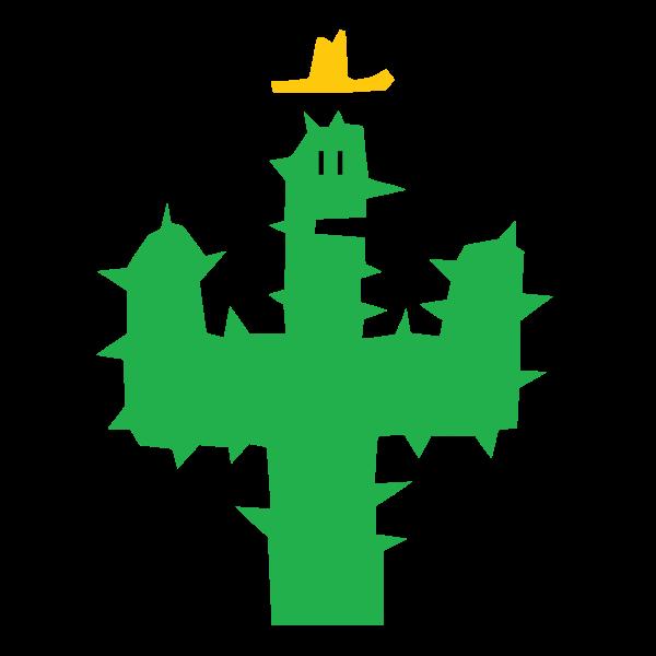 Cactus refixed