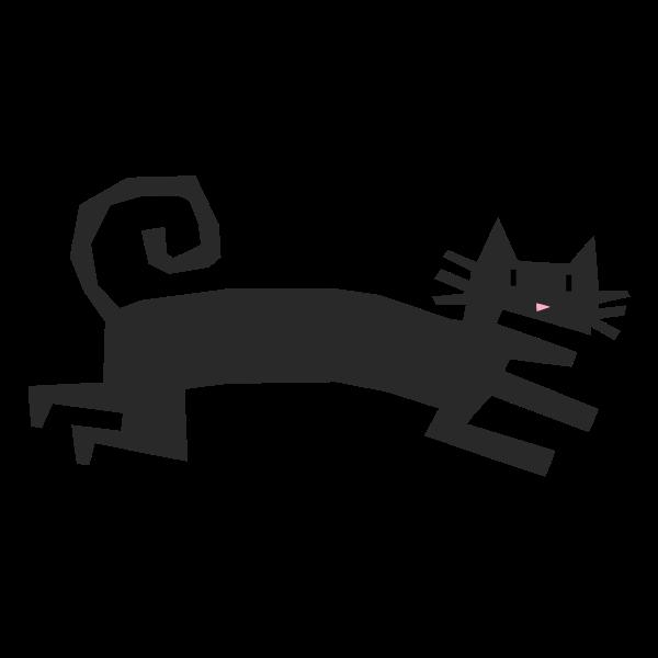 Cat refixed