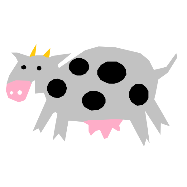 Cow refixed