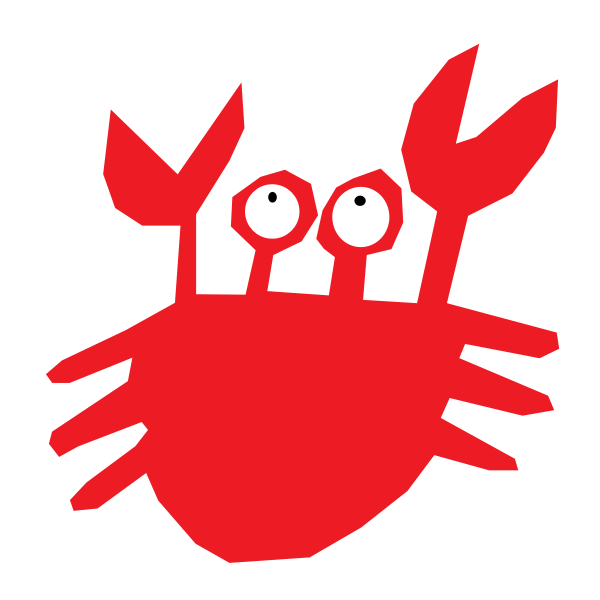 Crab refixed