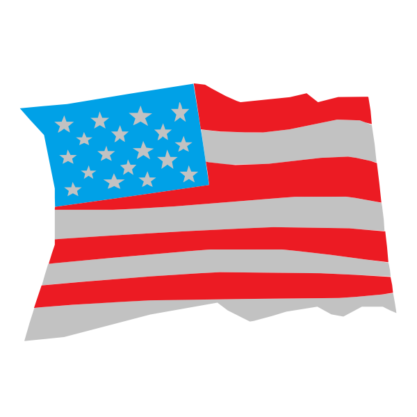 Flag refixed