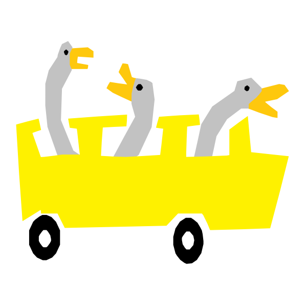 Geese Bus