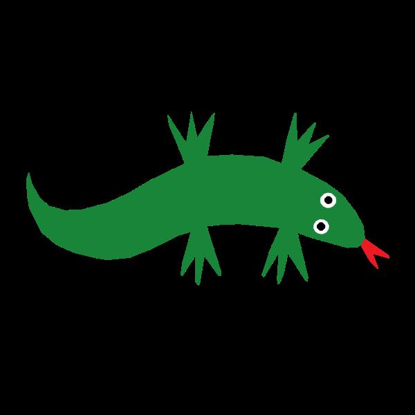 Lizard refixed