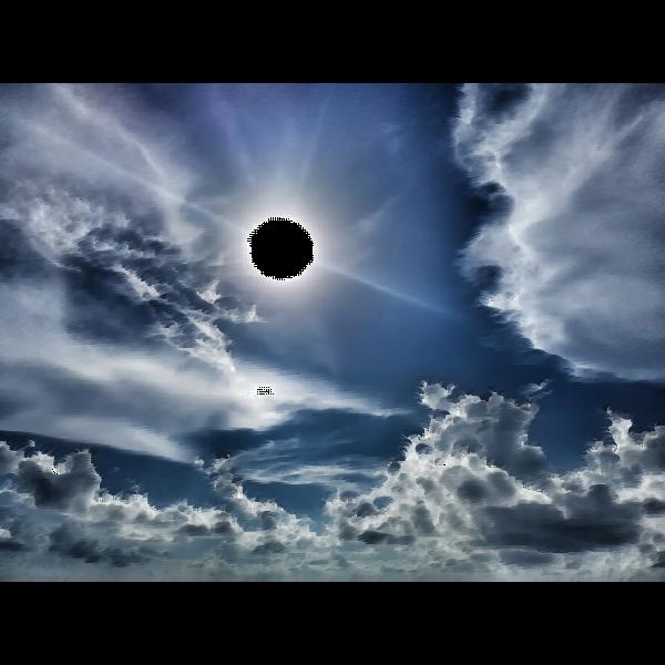 Surreal Cloudscape 3