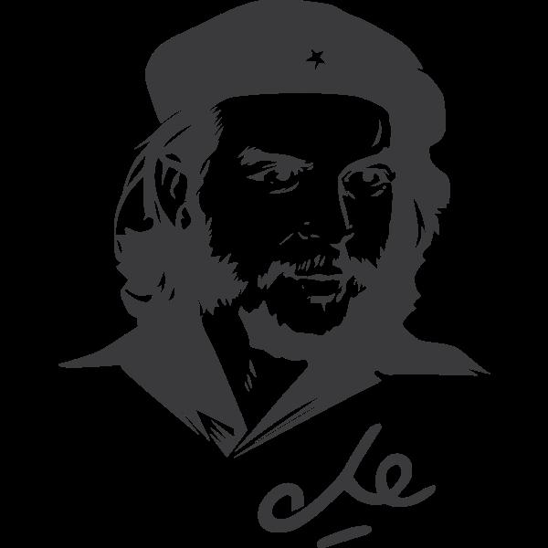 Che Guevara vector illustration
