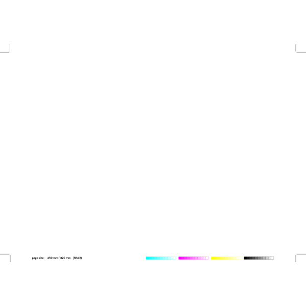 A3 print template