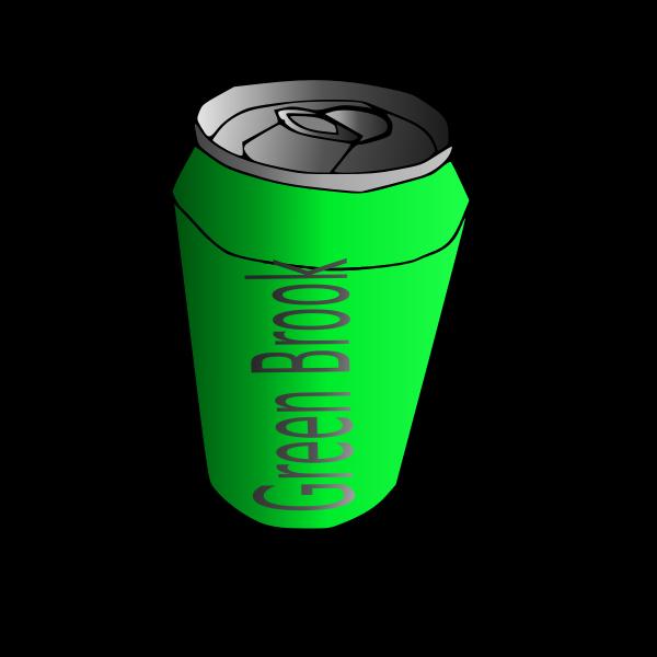 lata gaseosa