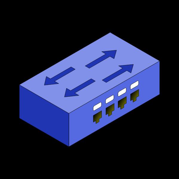 Isometric switch