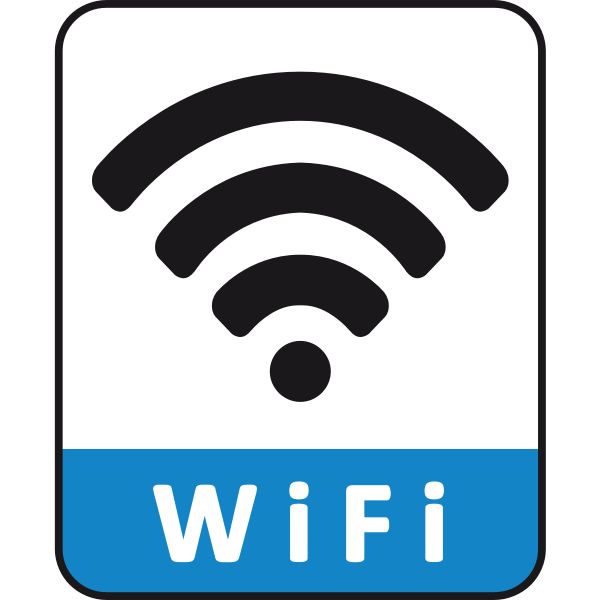 WiFi connection pictograph