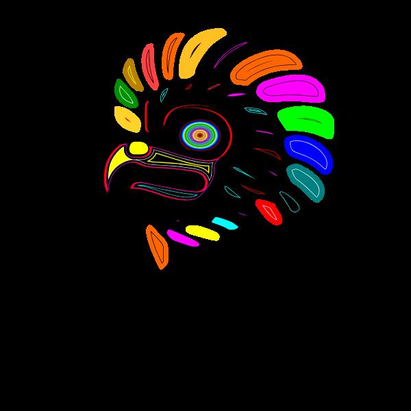 Tribal bird
