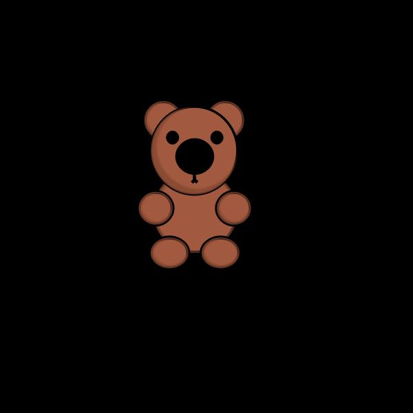 Teddy bear (#3)