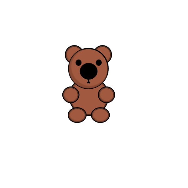Teddy bear (#3)