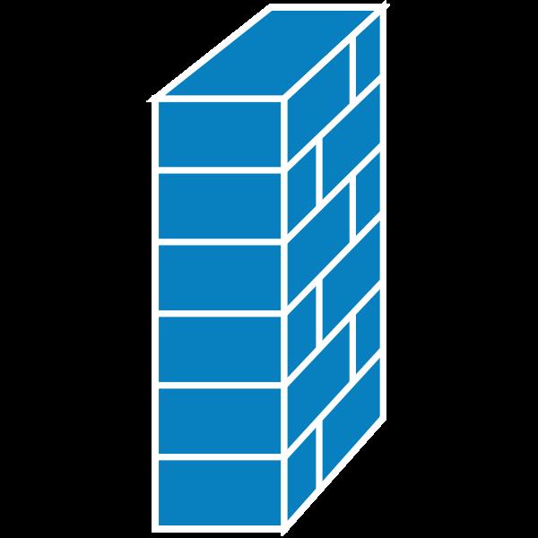 Firewall symbol clip art