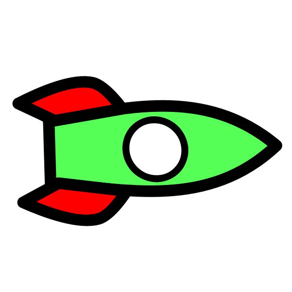 Cartoon spaceship-1574768674