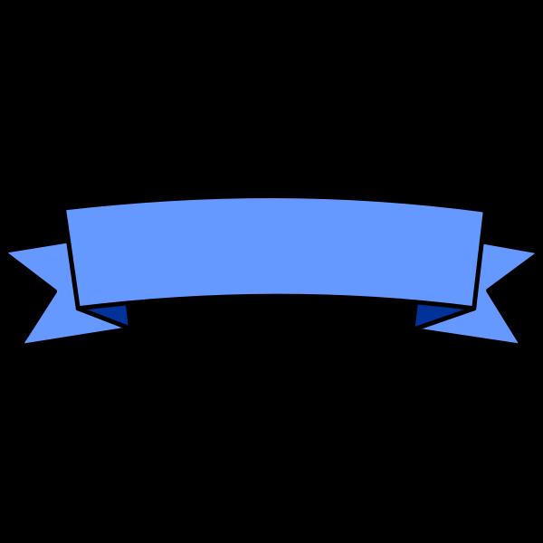 Blue anner