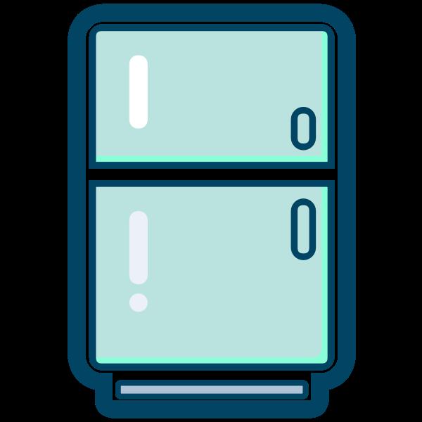 Fridge symbol