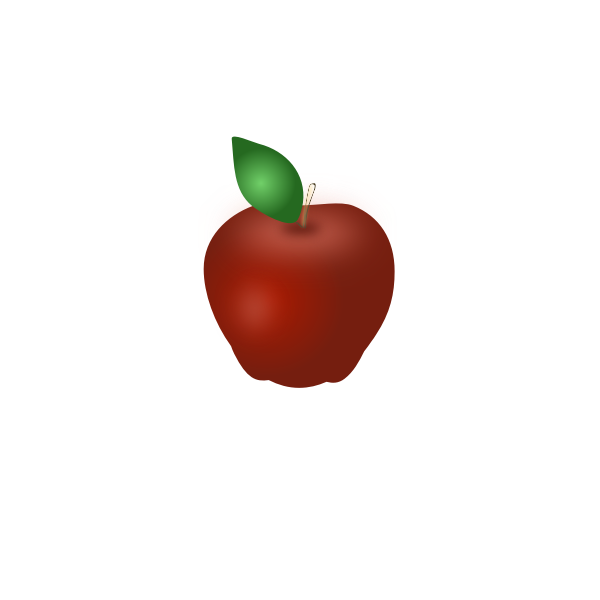 Apple Clipart Free Svg