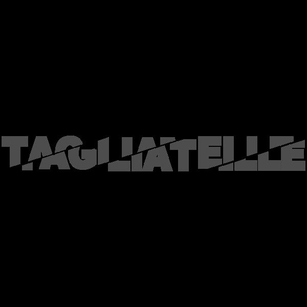 Tagliatelle text logo
