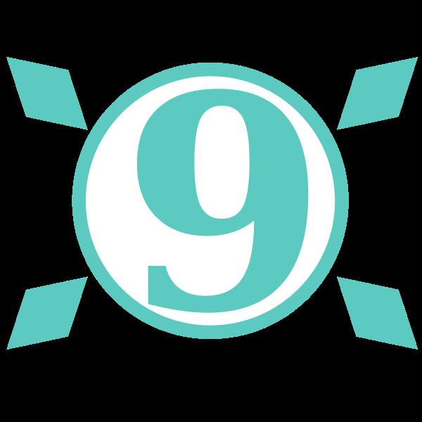 9 circle