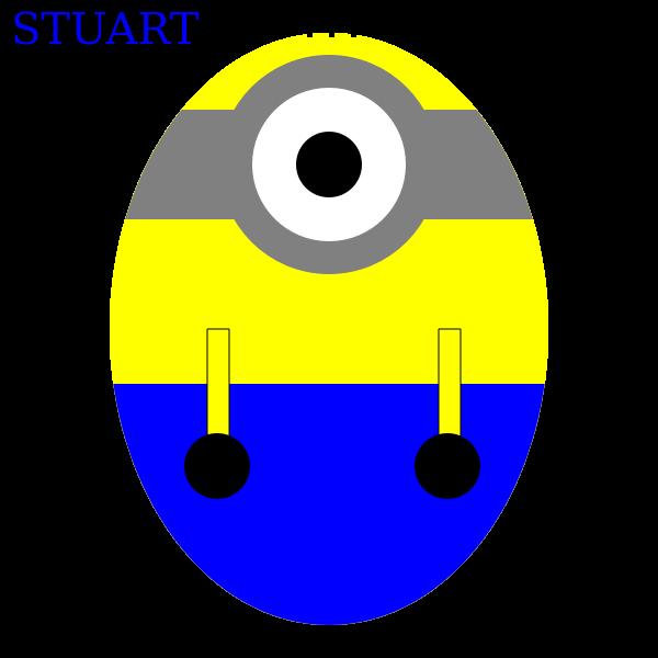 Stuart the minion