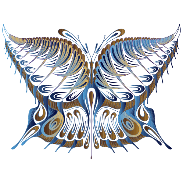Abstract Butterfly-1594827103