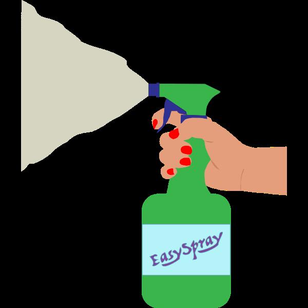 Hand Spray - Remix