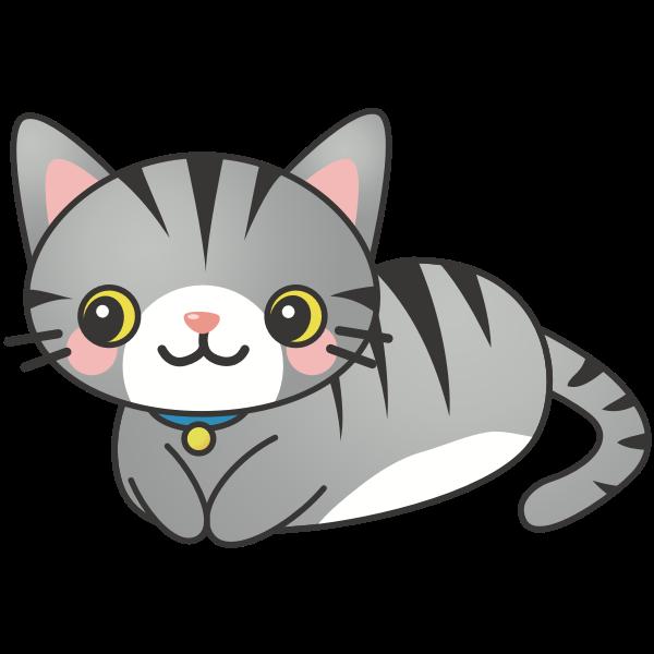 Cartoon Cat 1574071520 Free Svg