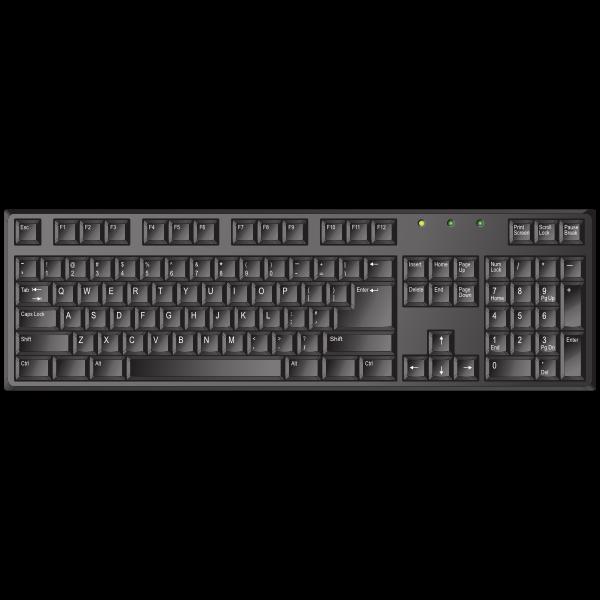 Computer Keyboard (#4)
