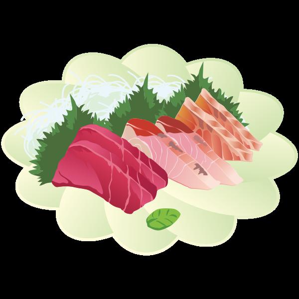 Sashimi Assortment (#4)