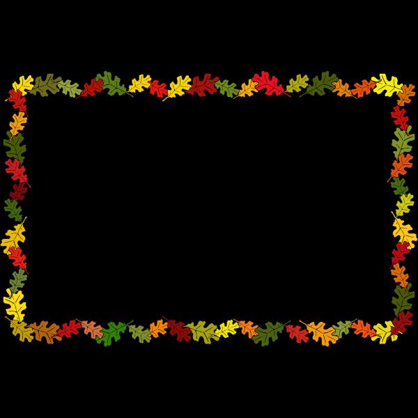 Leafy frame 27 (colour)