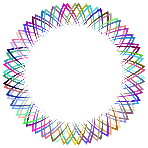 Abstract Geometric Frame I Prismatic