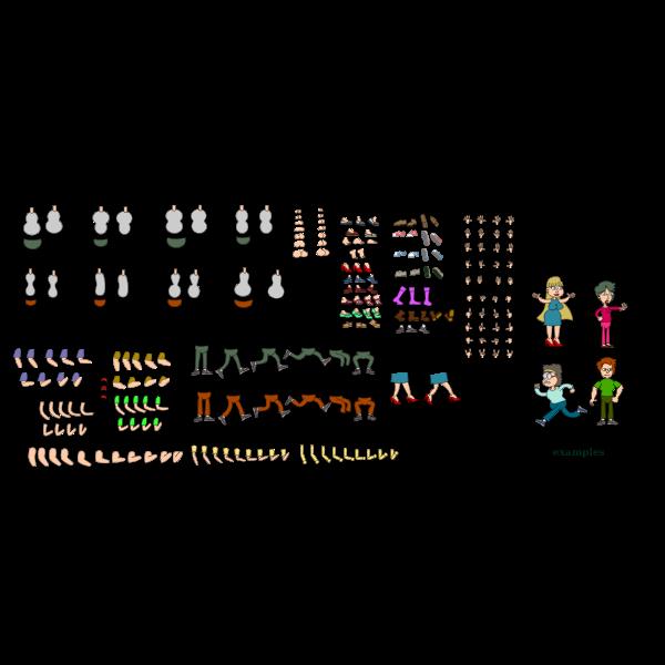 Bitclone Basic Body Kit 2