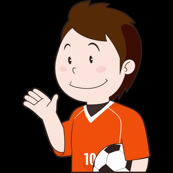 Soccer Player (#8)