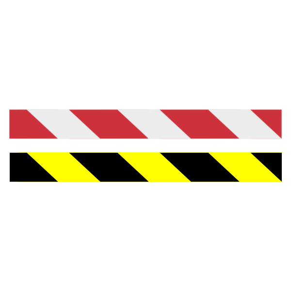 Danger and warning signalization