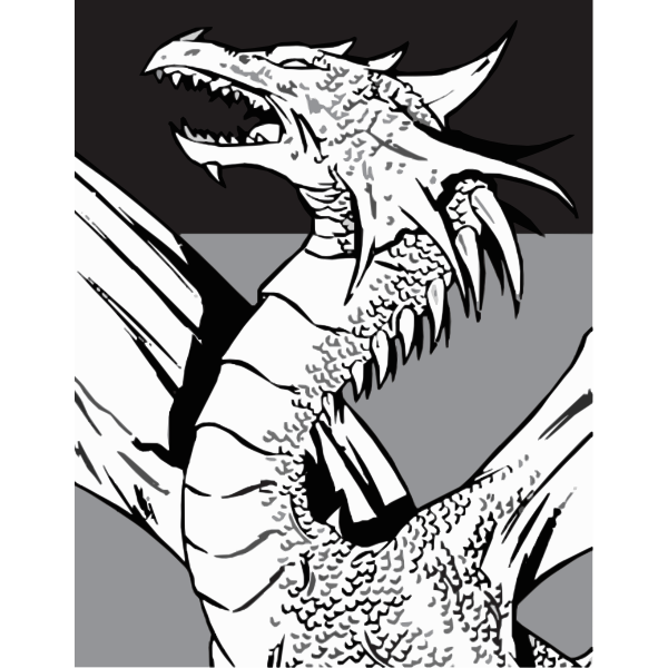 Fantasy Medieval Dragon