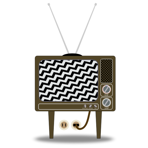 Static on TV