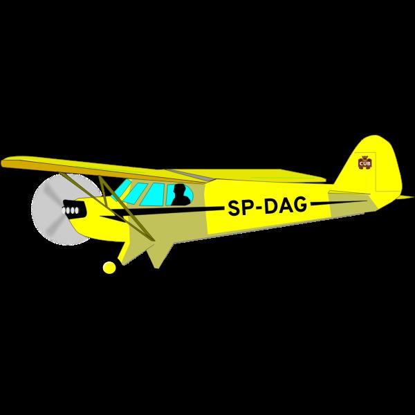 Piper Cub (plain)