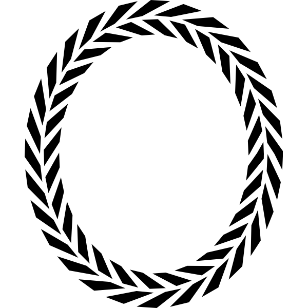Elliptical frame 11