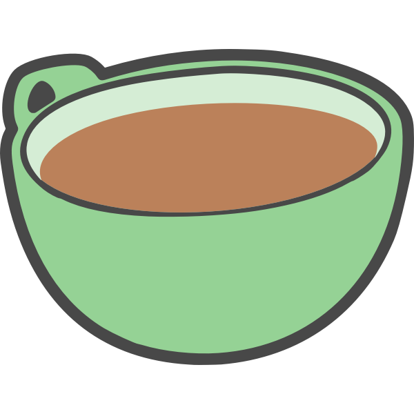 Coffee cup 2 (colour)