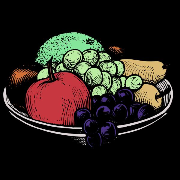Fruit Bowl - Colour