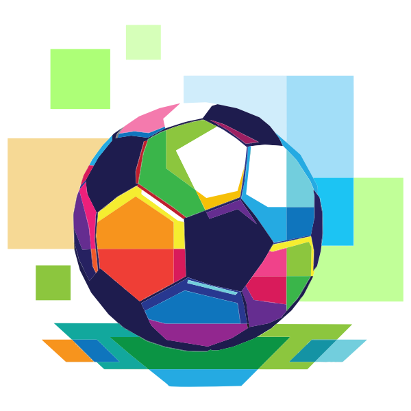 Geometric football