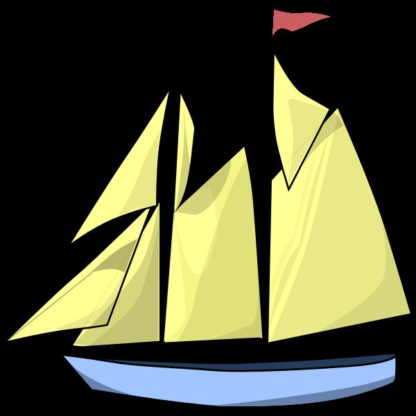 Sailing ship 37