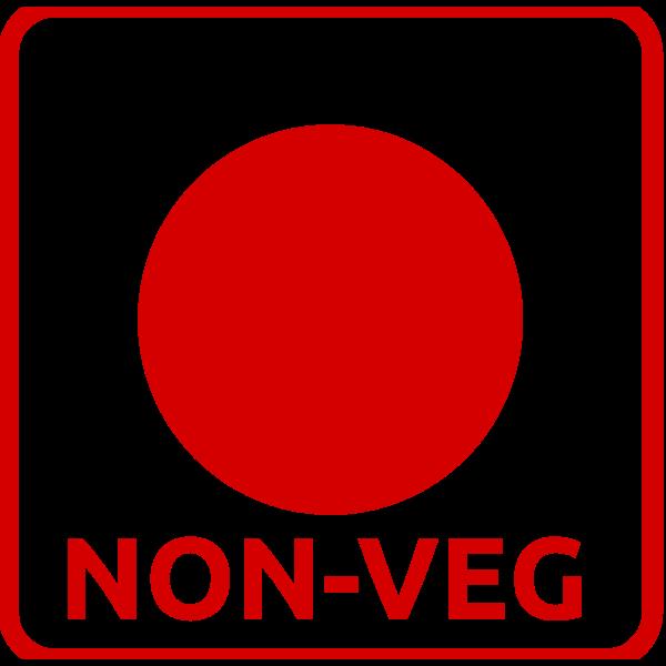 NON veg icon