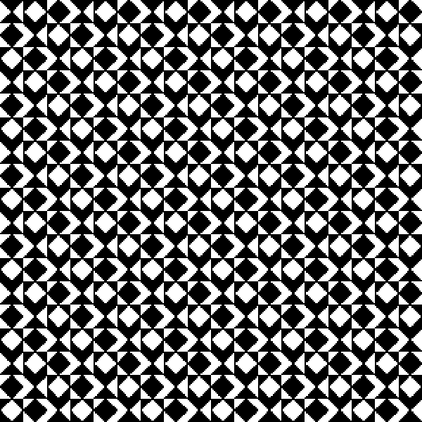 PETSCII Pattern 3